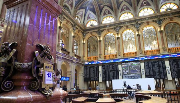 El IBEX 35 busca su quinta sesión consecutiva de ganancias y sube el 0,26%