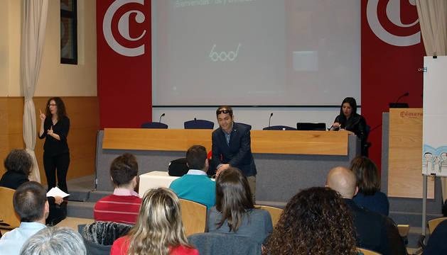 El consultor en Accesibilidad y Diseño Universal, Luis Casado.