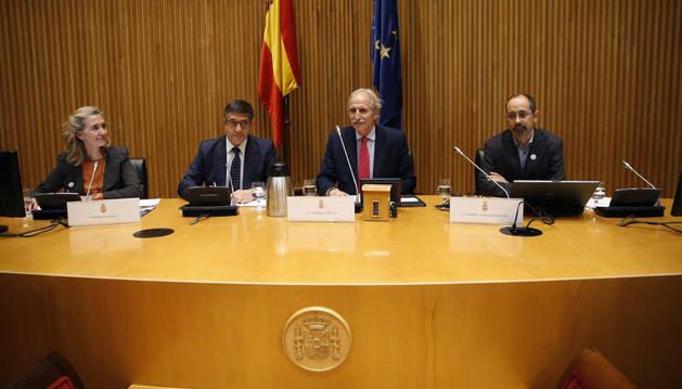 Presentación del informe de UNICEF 'Equidad para los niños, el caso de España'.