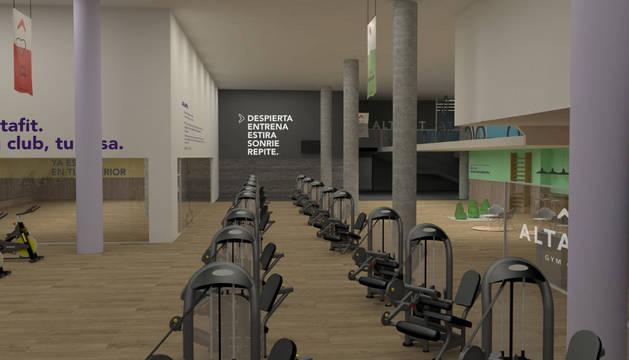 Abre un gimnasio de 1.600 m2  en la nueva estación de autobuses