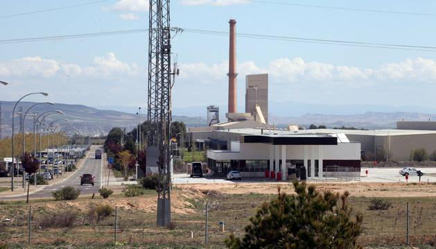 Una imagen del polígono industrial Montes de Cierzo, que ha ampliado su superficie en 236.054 m2.