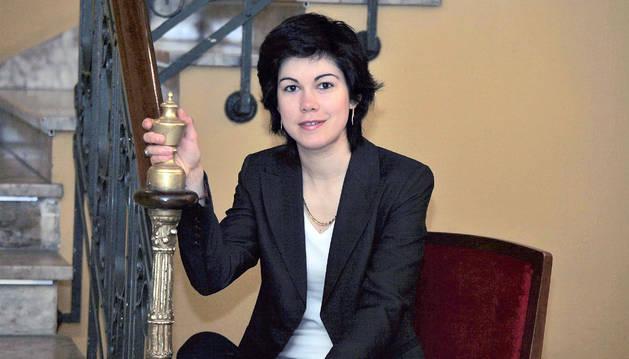 Isabel Villanueva lleva este sábado al Teatro Gayarre un concierto poco frecuente