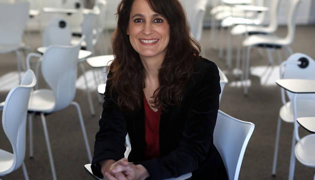 María Sanz de Galdeano.