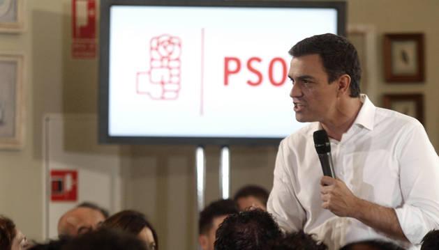 Sánchez aprovecha el escándalo para reprochar que Rajoy siga en Moncloa