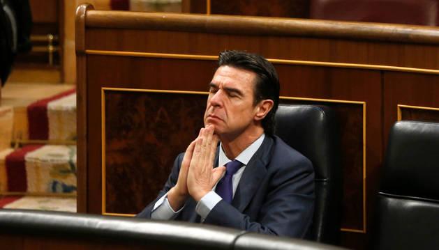 El ministro de Industria, Energía y Turismo en funciones, José Manuel Soria.