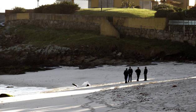 Localizado el cuerpo sin vida de un buceador que desapareció en Vigo