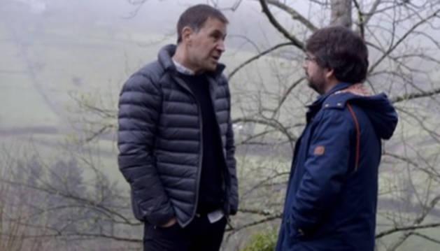 Jordi Évole entrevista a Arnaldo Otegui.