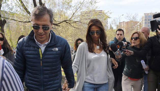 La acusada de intentar matar a la mujer de Paco González se confiesa culpable