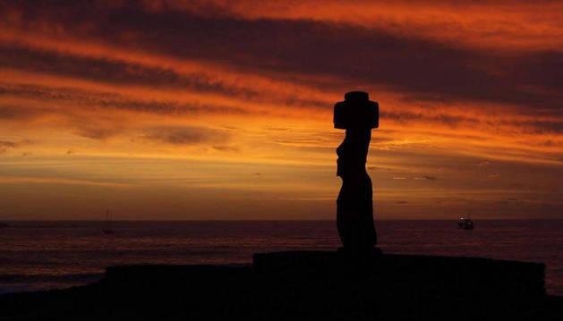 Isla de Pascua (Chile).