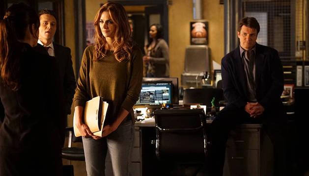Stana Katic, Beckett, abandona la serie 'Castle'