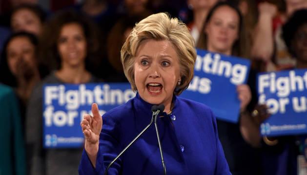 Nueva York, listo para una votación crucial en los comicios internos de EE UU