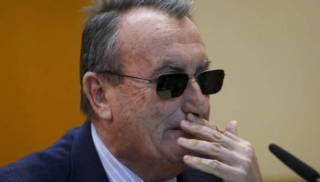 El expresidente de la Diputación Provincial y del PP de Castellón, Carlos Fabra.