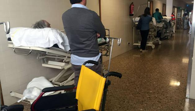 Trabajadores del Reina Sofía critican la situación del servicio de Urgencias