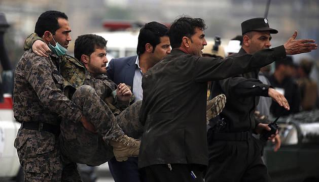 Al menos 24 muertos y más de 200 heridos en un atentado en Kabul