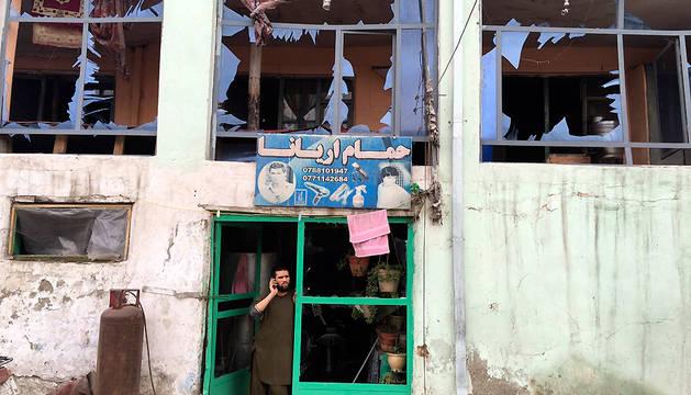 Al menos seis muertos y más de 20 heridos en un ataque terrorista en Kabul