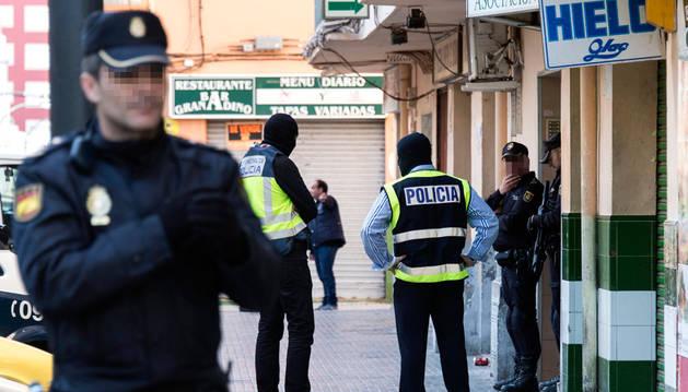 Detenido en Palma por su vinculación con EI un varón marroquí de 26 años