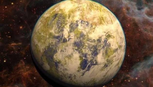 Estrella Gliese 832.