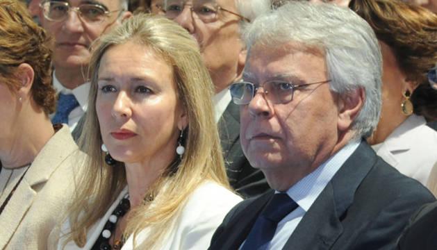 La mujer de Felipe González, en los Papeles de Panamá