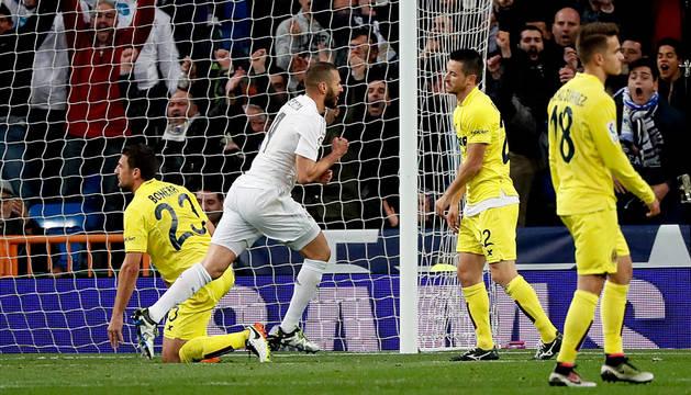 El Real Madrid tampoco se baja de la carrera