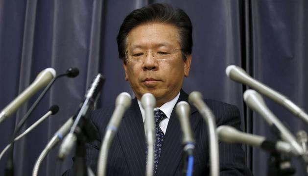 El presidente de la compañía, Tetsuro Aikawa.