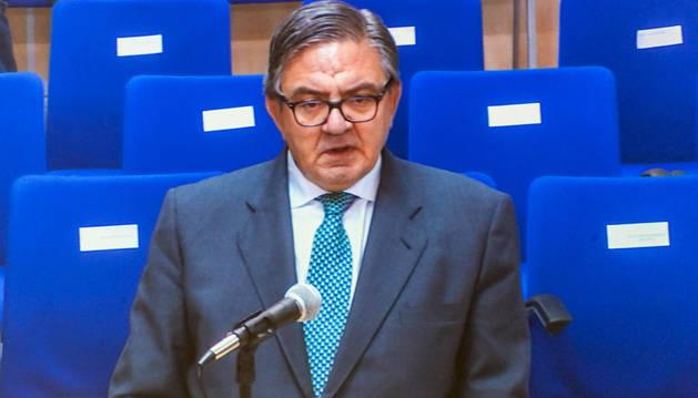 El exsecretario de las infantas y extesorero del Instituto Nóos, Carlos García Revenga.