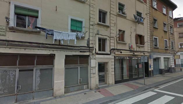 Sofocado un incendio en una vivienda del Barrio de Santa Engracia