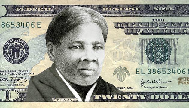 EE UU incluirá por primera vez a una mujer en los billetes de dólar
