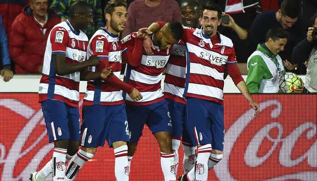 El Granada deja al Levante tocado y casi hundido (5-1)