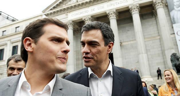 Rivera fracasa con su propuesta de poner a un independiente al frente del nuevo Gobierno