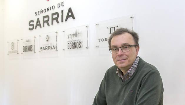 Fernando Zaratiegui, director general del Grupo Taninia