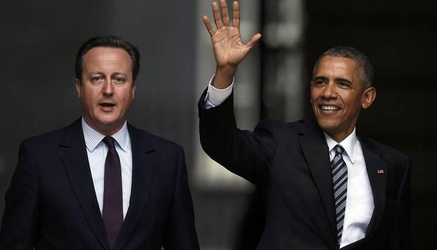 Obama pide a Reino Unido que permanezca en la Unión Europea