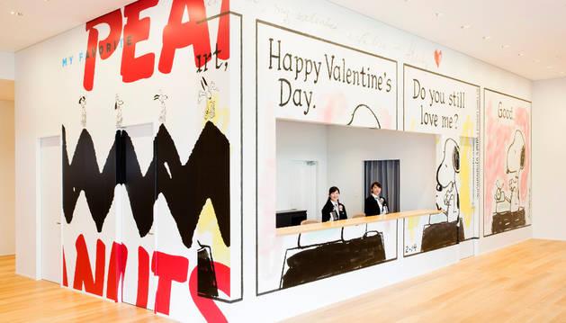 Tokio abre el primer museo dedicado a Snoopy