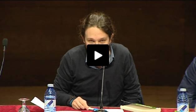 Iglesias, contra un periodista del diario El Mundo.