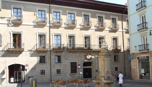 Hotel Palacio de Guenduláin