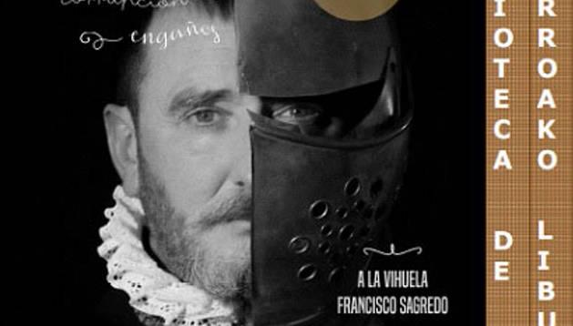Cipriano Lodosa hará una lectura del Quijote en la Biblioteca de Navarra