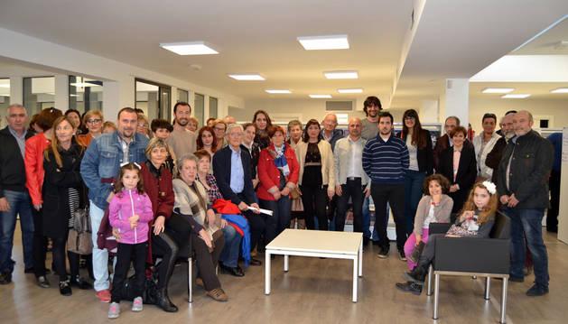 San Adrián abre las puertas de sus nuevos espacios municipales
