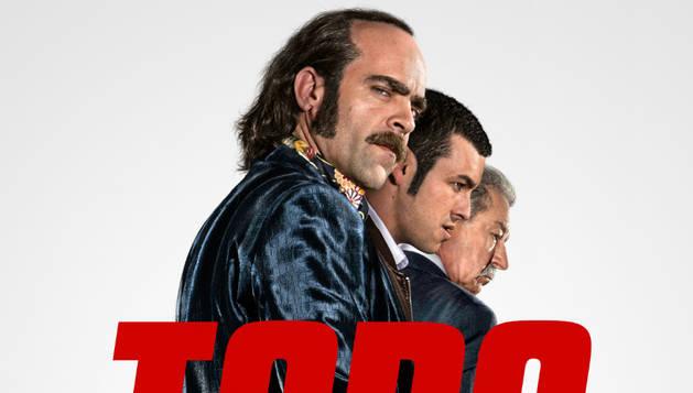 Cartel de la película 'Toro'.