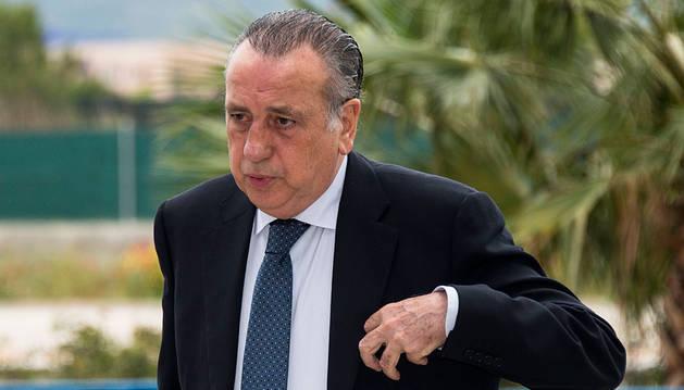 El expresidente del Villarreal C.F. Fernando Roig.