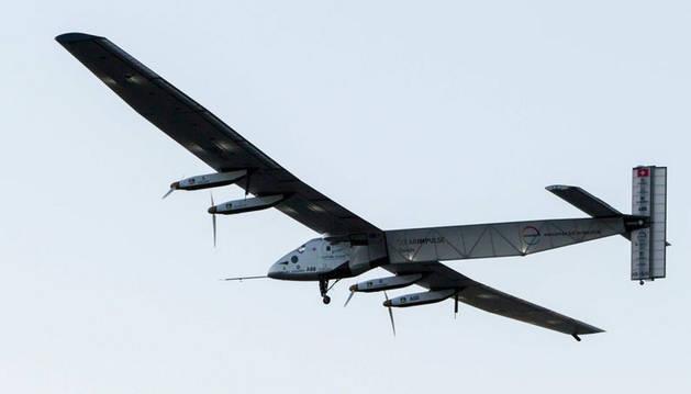 El avión Solar Impulse 2.