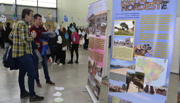 El Puy y Mater Dei se vuelcan con los jóvenes desfavorecidos de Brasil