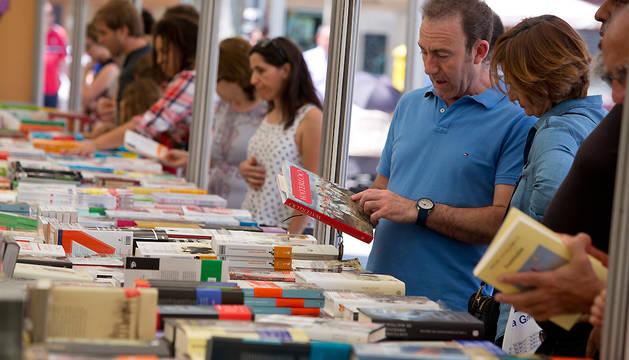Feria del Libro de 2015.
