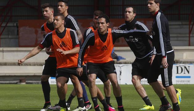 Osasuna recibe esta mañana al Valladolid