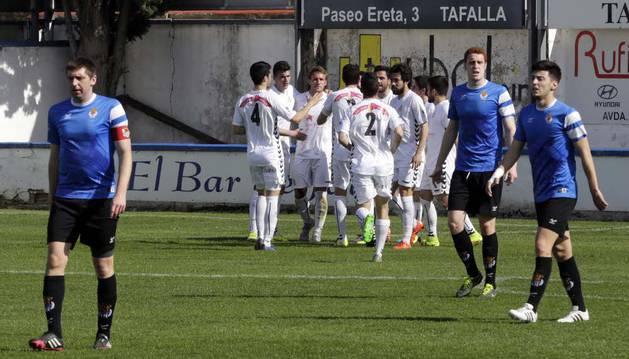 La Peña Sport, en su partido contra la Cultural Leonesa.
