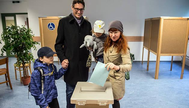 Austria vota este domingo en la primera ronda de sus elecciones presidenciales