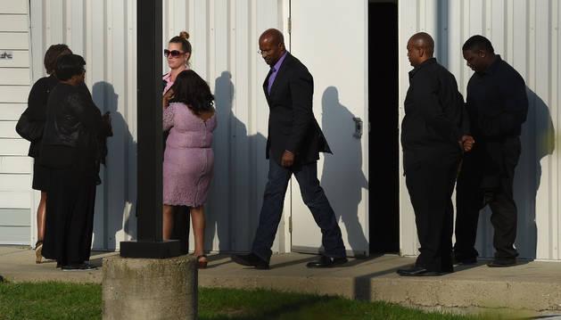 Familiares, amigos y sus músicos despiden a Prince en una ceremonia privada