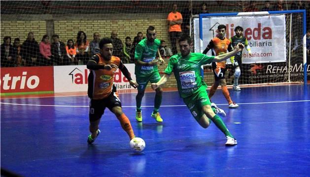 Roberto Martil acude a la disputa contra el Aspil-Vidal.