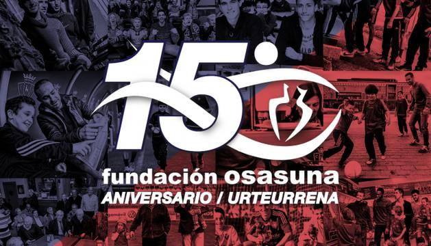 15 años de Fundación Osasuna.