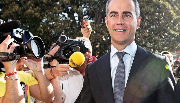 El ex secretario general del Partido Popular de la Comunidad Valenciana, Ricarco Costa.