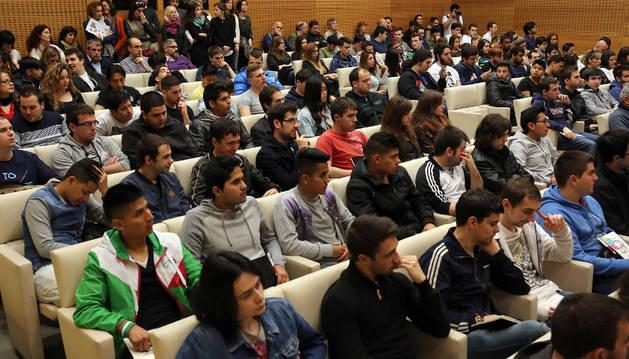 Imagen de archivo de una edición anterior del evento.