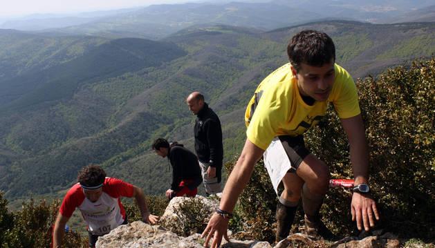 La Higa decide los títulos por clubes del trail navarro